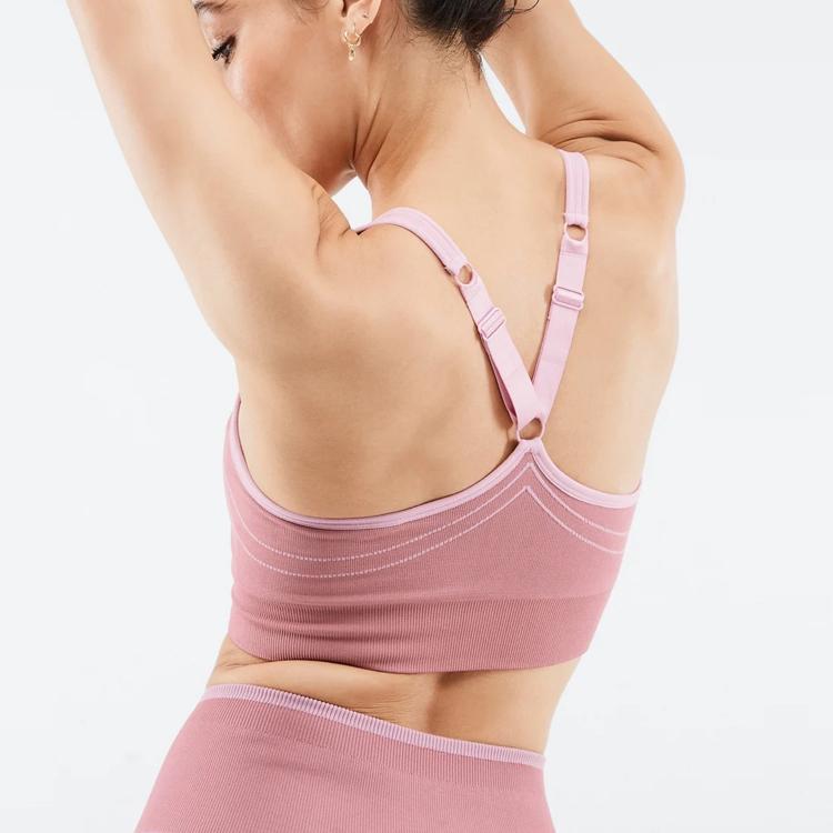 https://www.aikasportswear.com/ladies-75-nylon-25-spandex-adjustable-strappy-wholesale-breathable-soft-seamless-yoga-fitness-bra-product/
